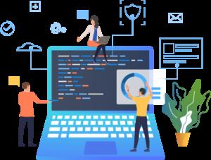 Custom software development cenit inc